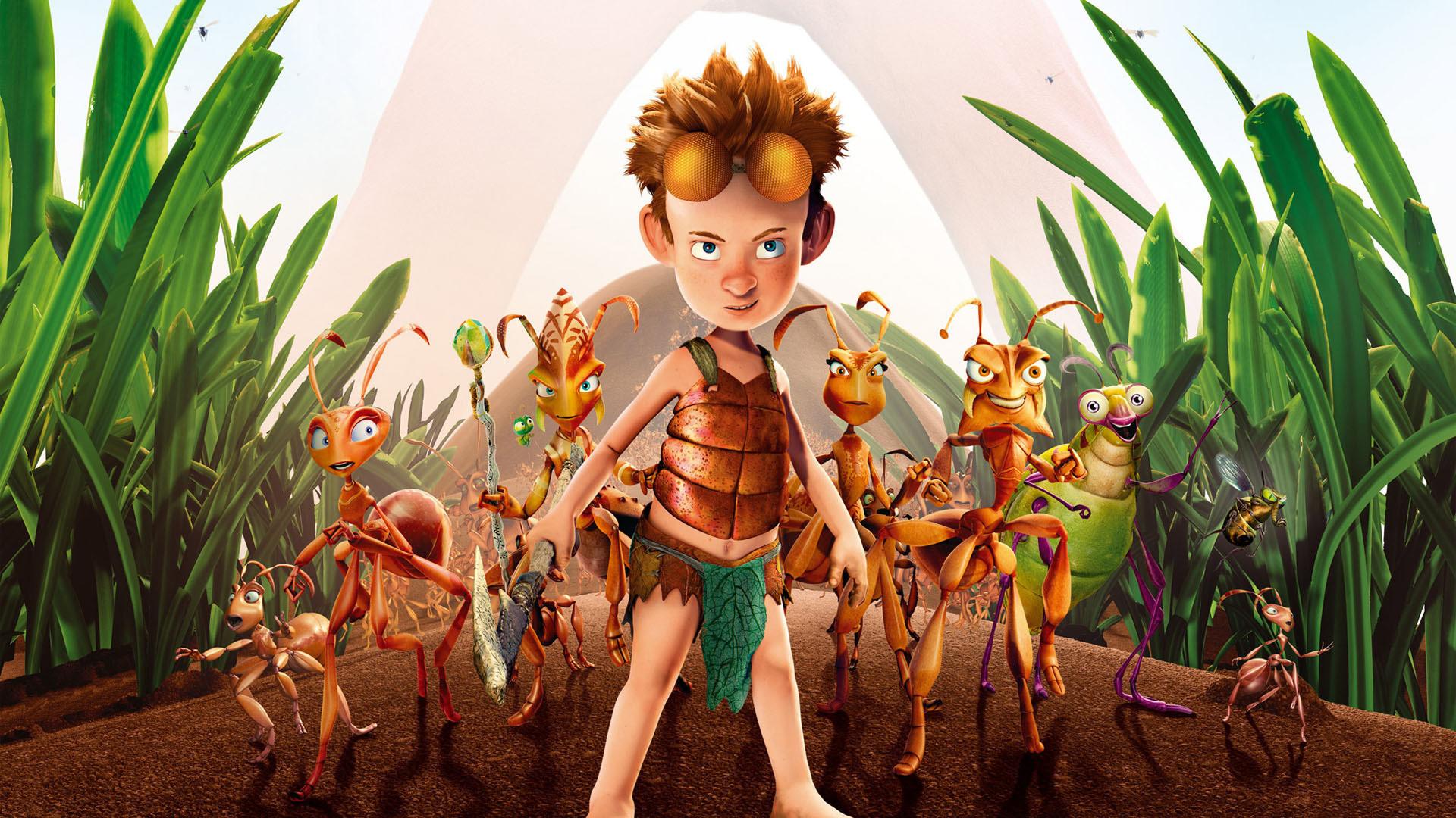The Ant Bully | Movie fanart | fanart.tv