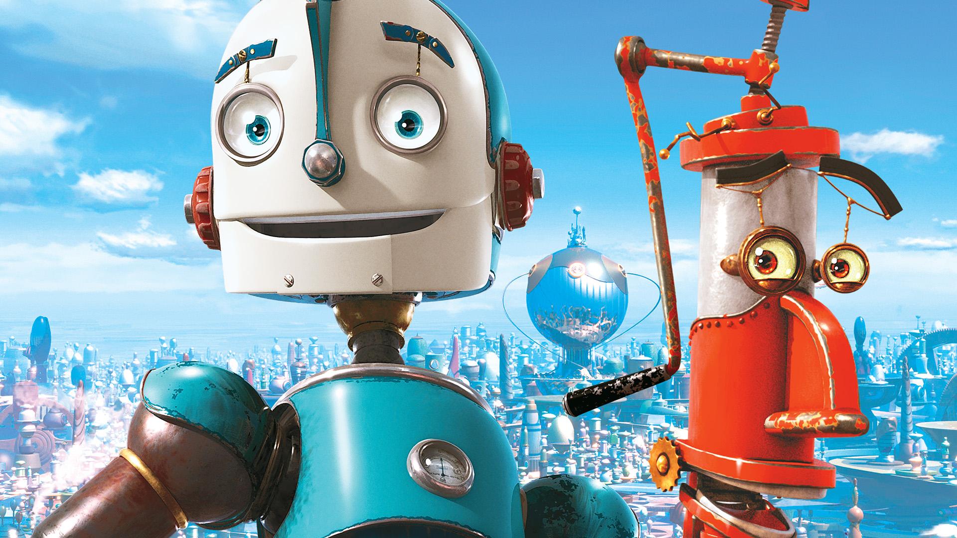 Roboter Filme