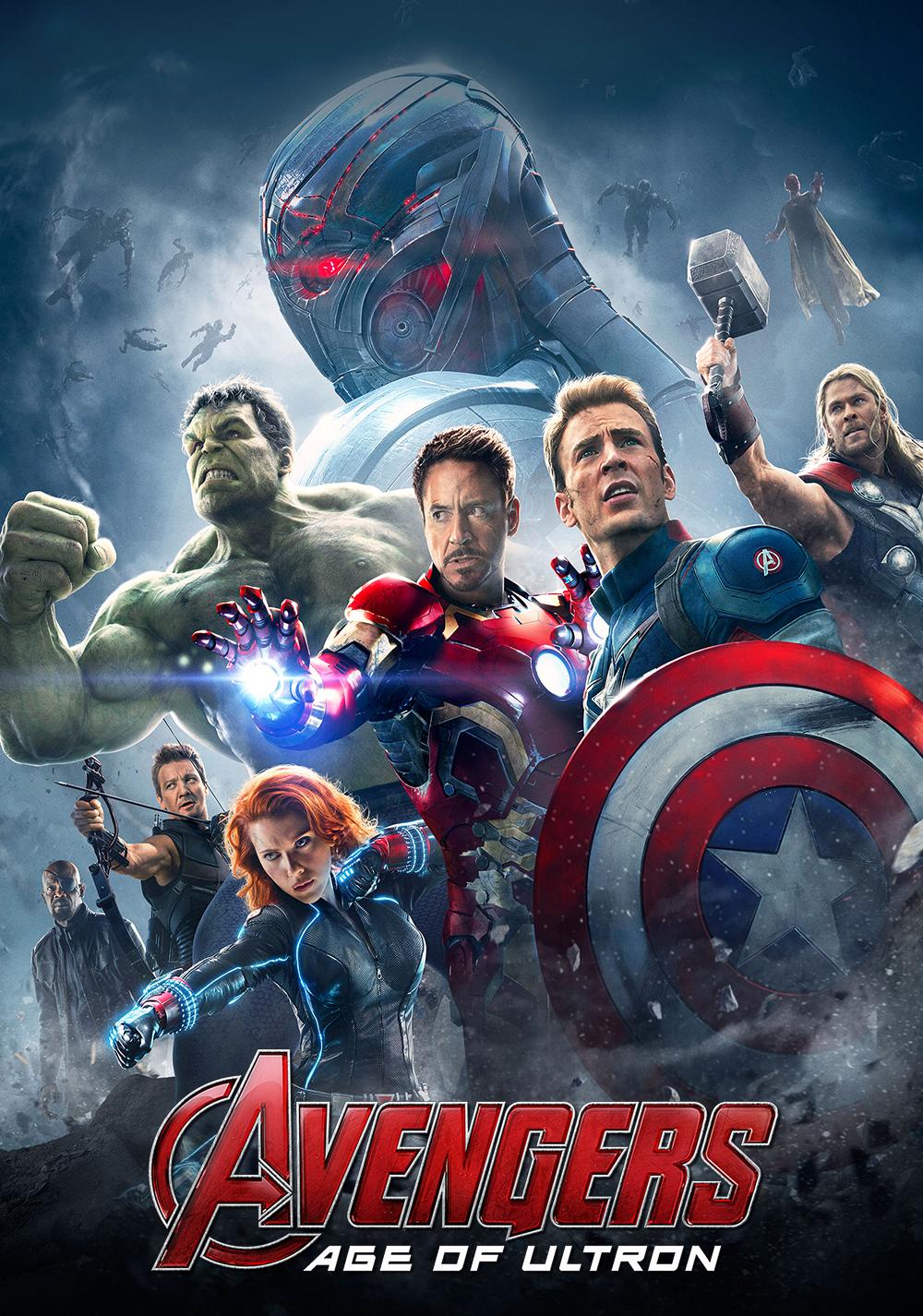 Avengers Age Of Ultron Kinox.To