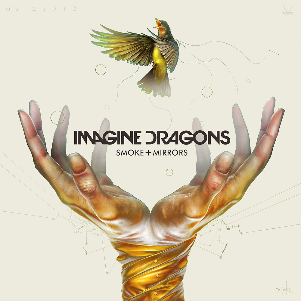 Warriors Imagine Dragons Divergent: Imagine Dragons