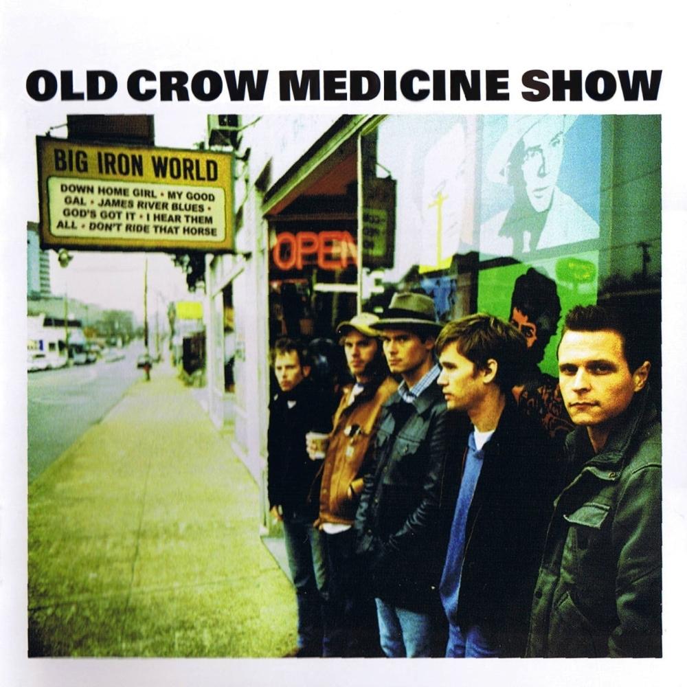 Old crow medicine show music fanart for Classic house album