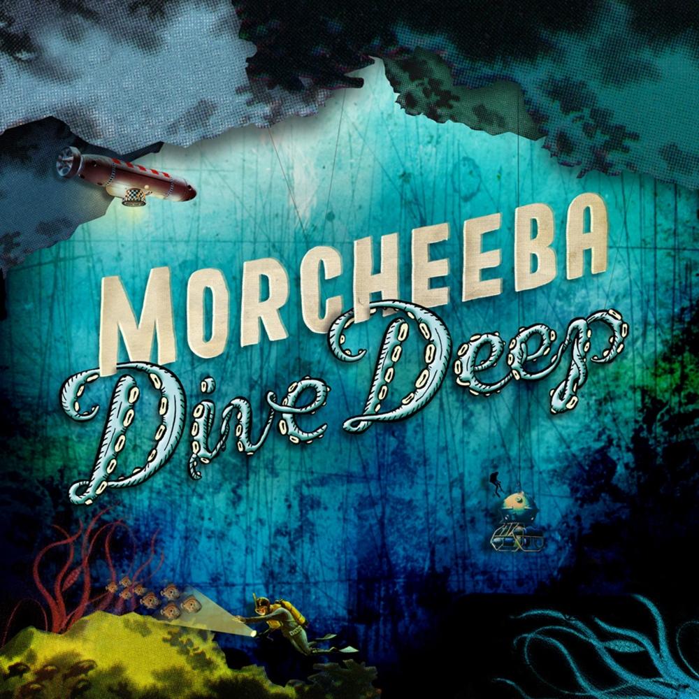 Morcheeba music fanart - Dive deep blue ...