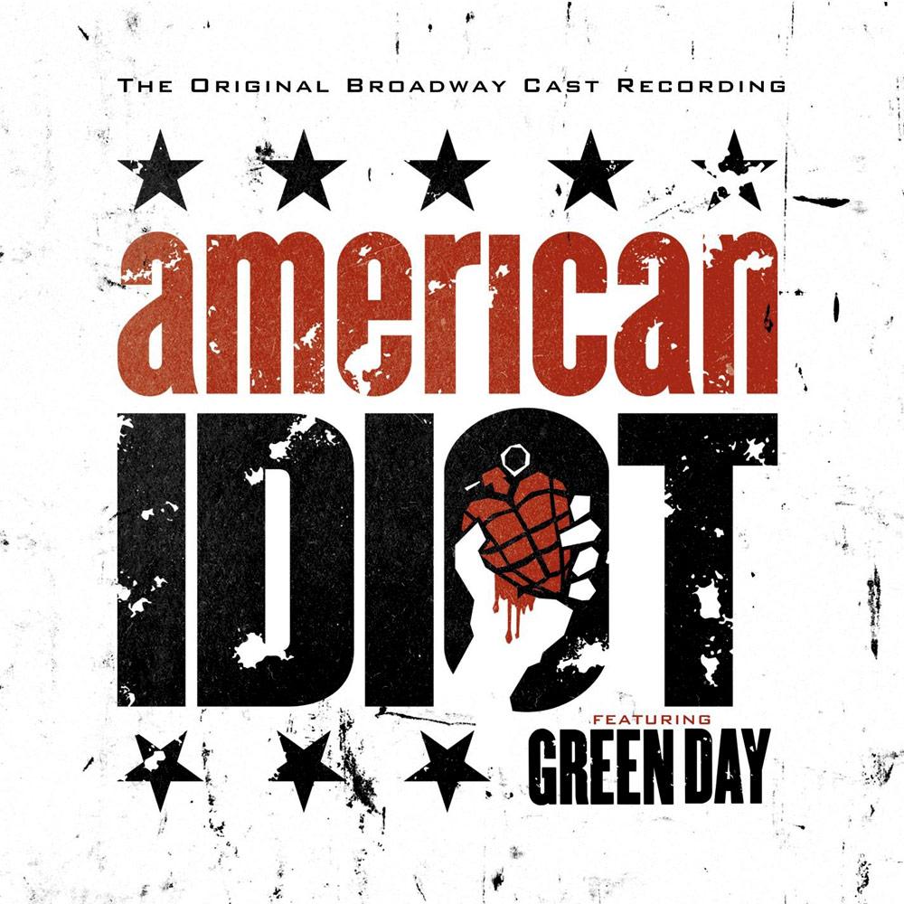'American Idiot' climbs British charts