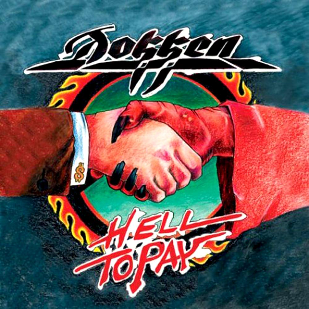 Dokken | Music fanart | fanart.tv Cd Covers