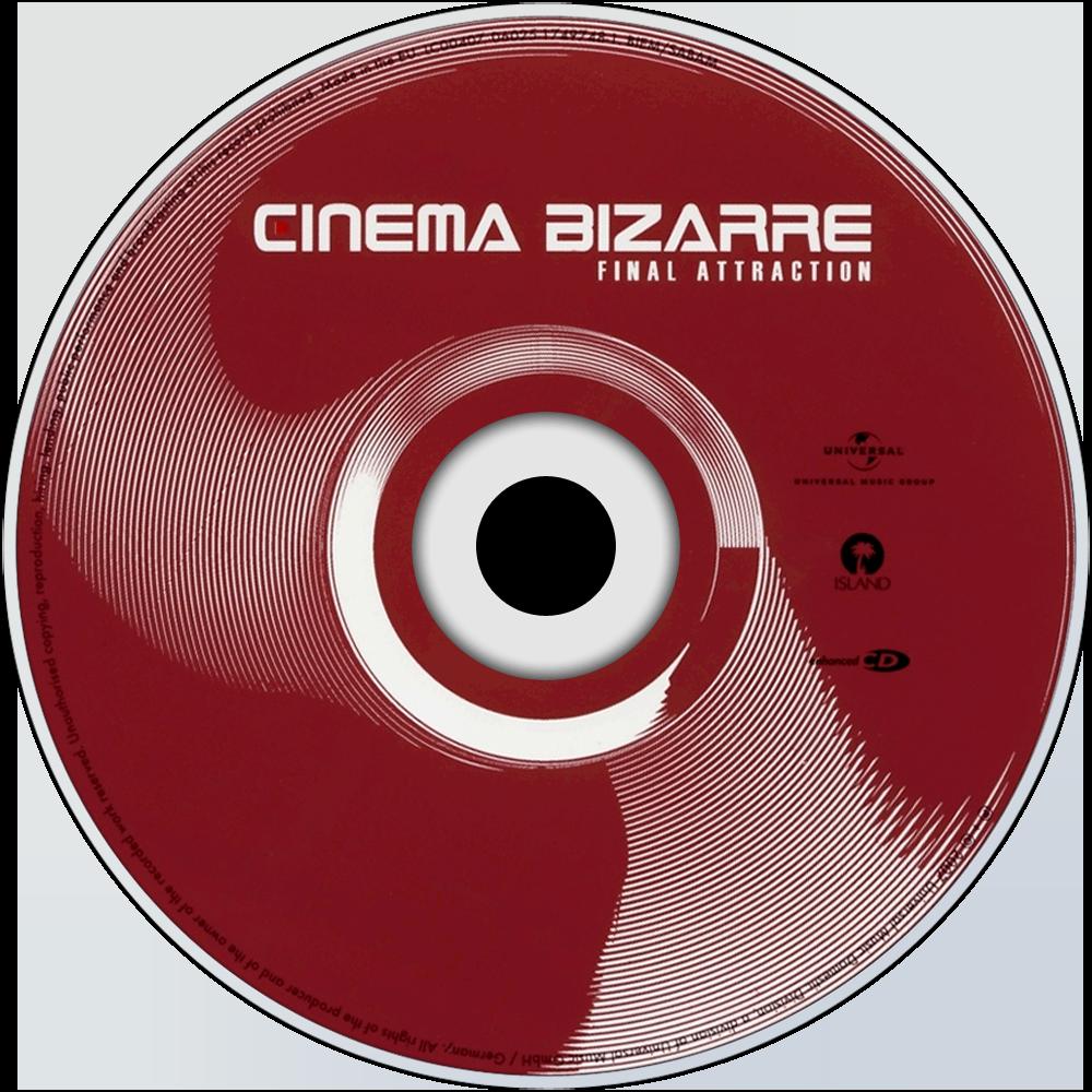 Cinema Bizarre New Cd 22