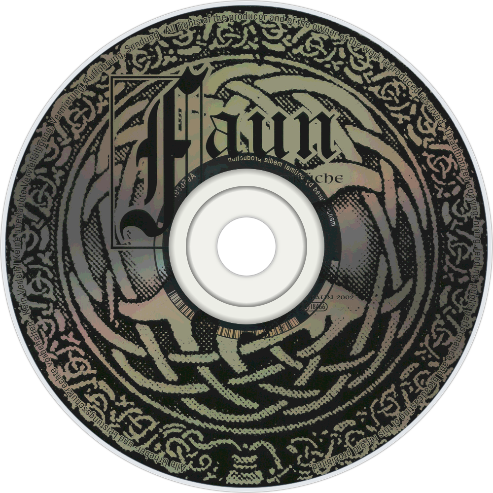 Faun Zaubersprüche Cd Disc Image