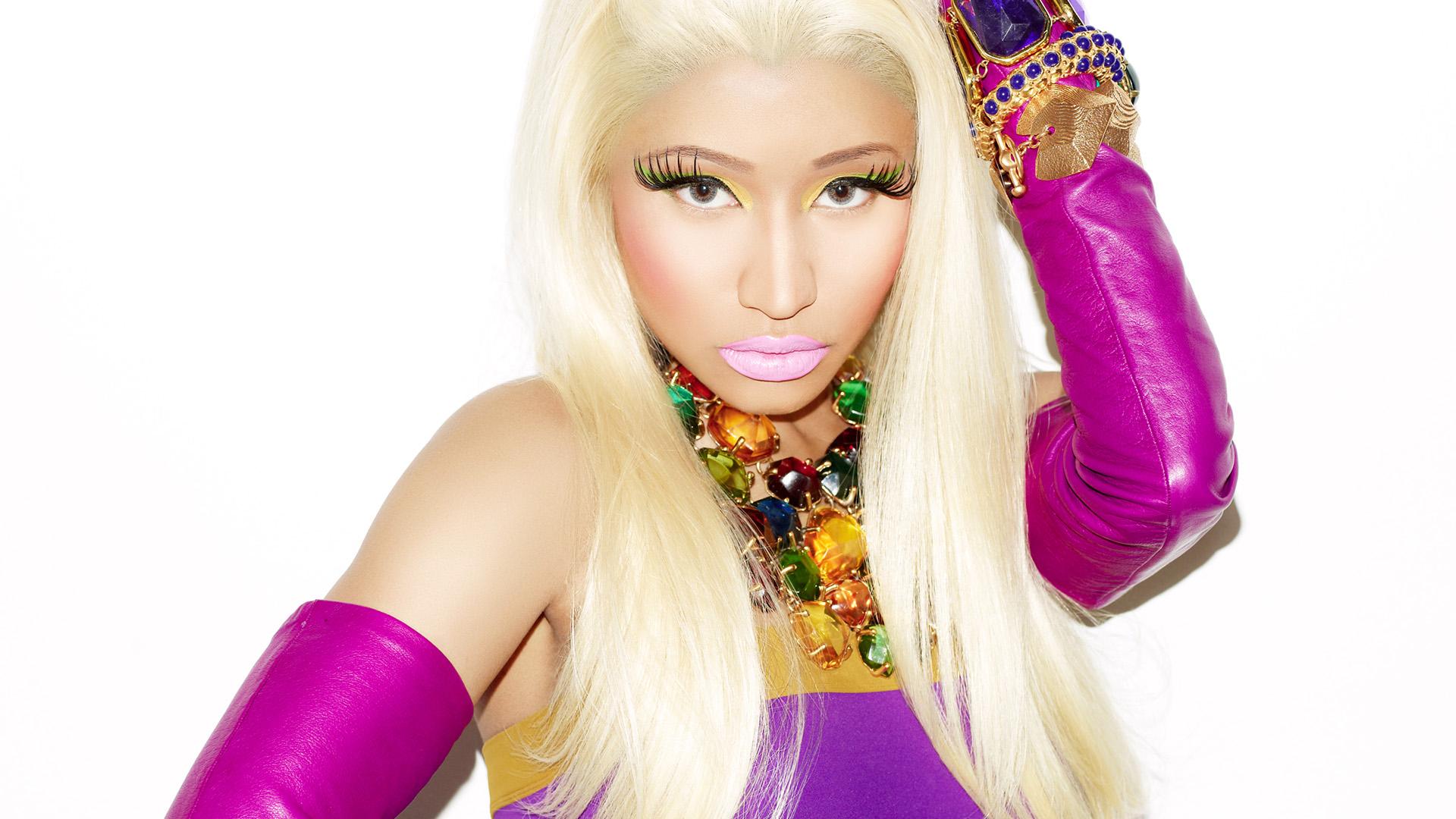 Nicki Minaj Wallpaper For