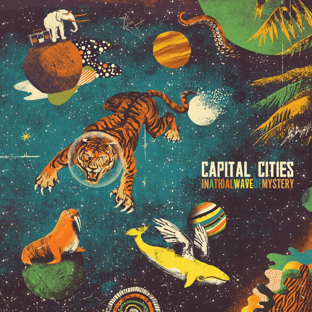 Capital Cities | Music fanart | fanart.tv