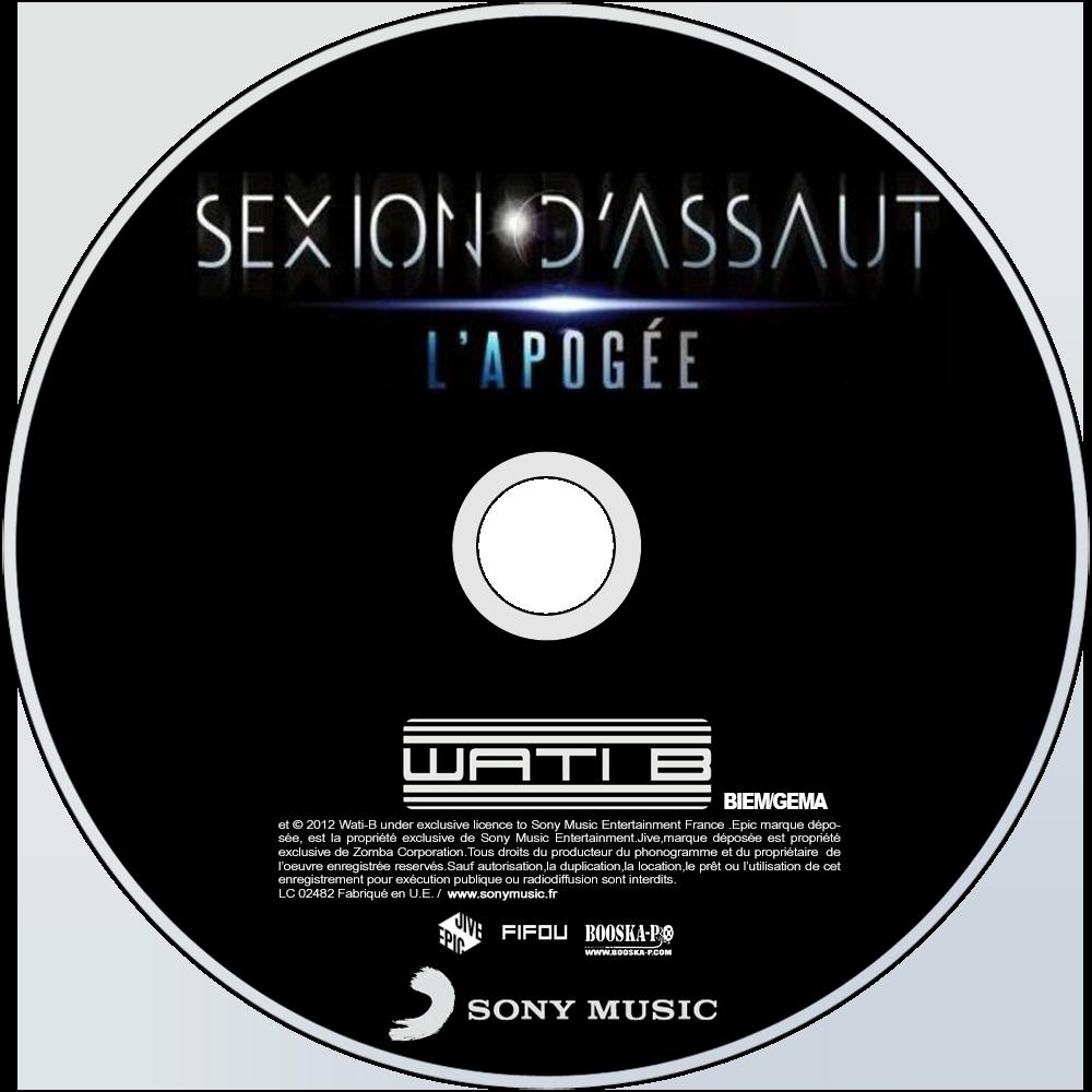 album sexion dassaut lapogée