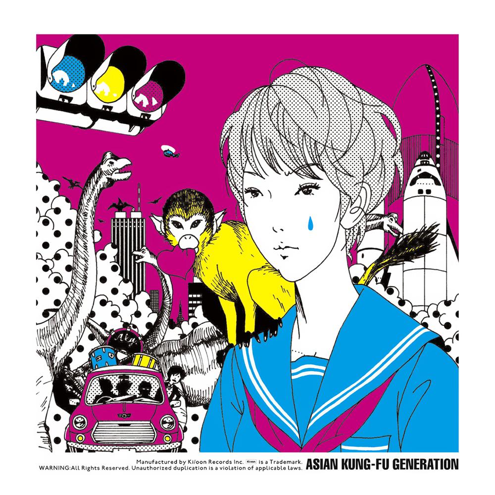 ASIAN KUNG-FU GENERATION - free downloads mp3