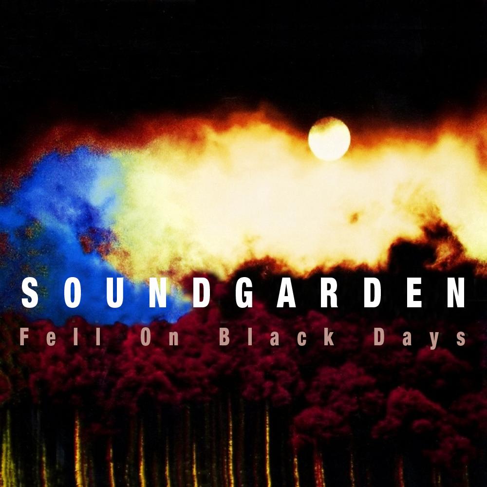 Black Hole Sun Soundgarden Album Album fell on black days