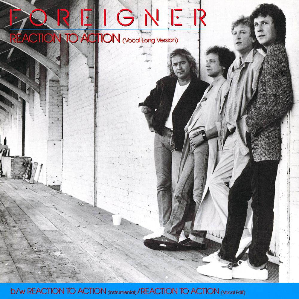 Foreigner | Music fanart | fanart.tv