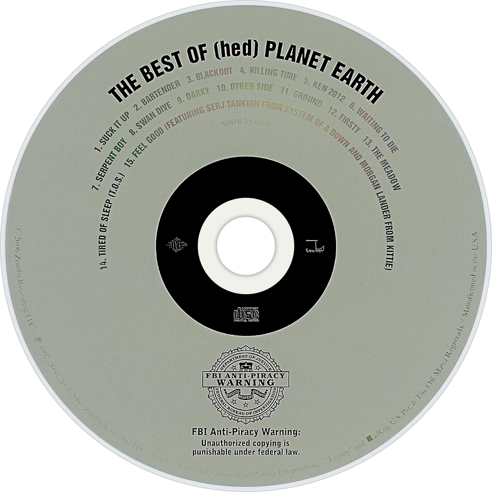 (Hed) P. E.* (həd) p.e. - New World Orphans