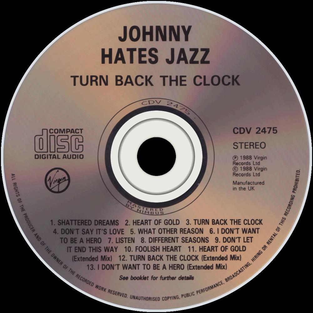 Songtekst Vertaling: Johnny Hates Jazz - Turn Back The Clock