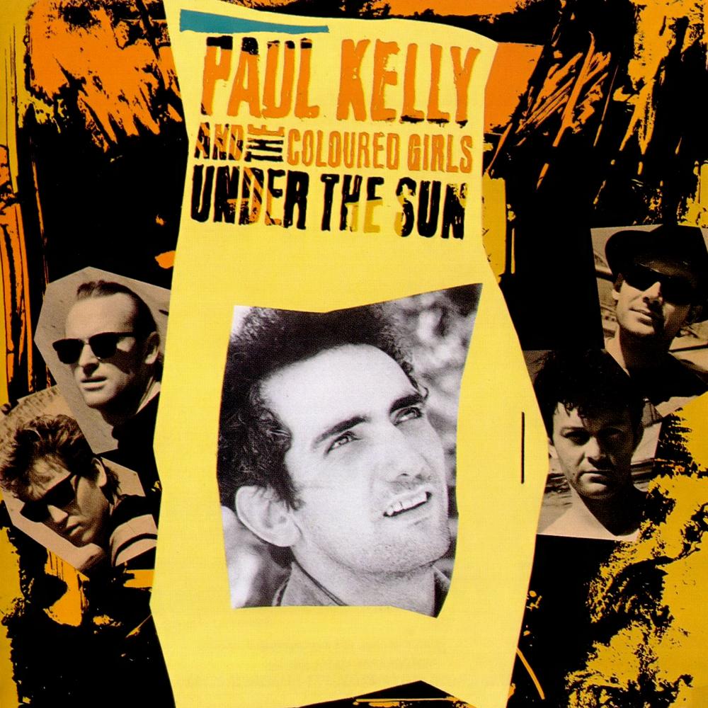 Paul Kelly and The Messengers | Music fanart | fanart.tv
