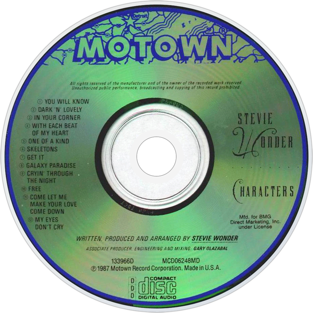 Stevie Wonder Music Fanart Fanart Tv
