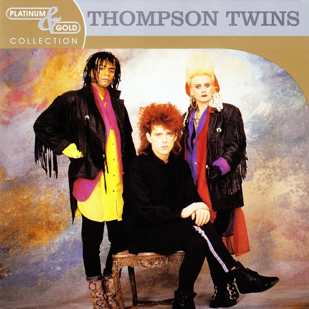 Thompson Twins Quick Step Side Kick Album Sampler