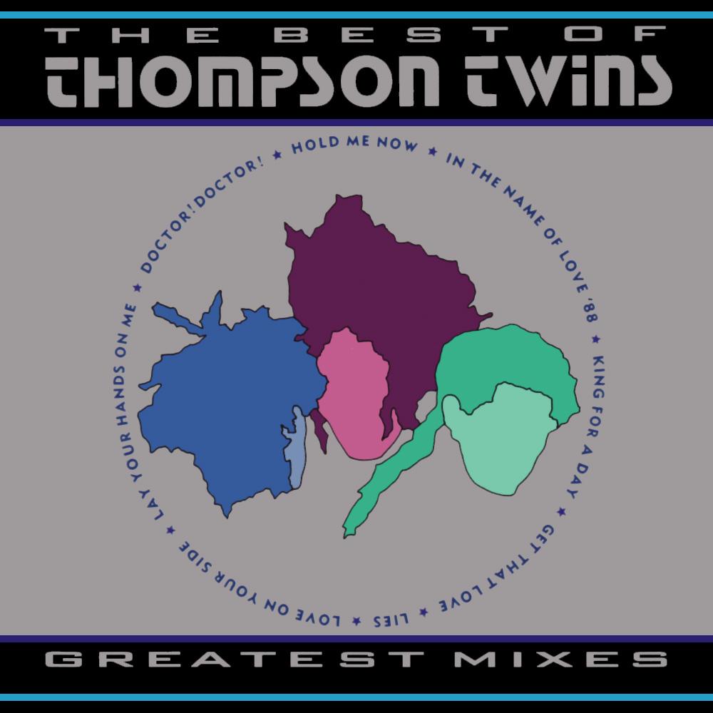 Thompson Twins - Thompson Twins Box