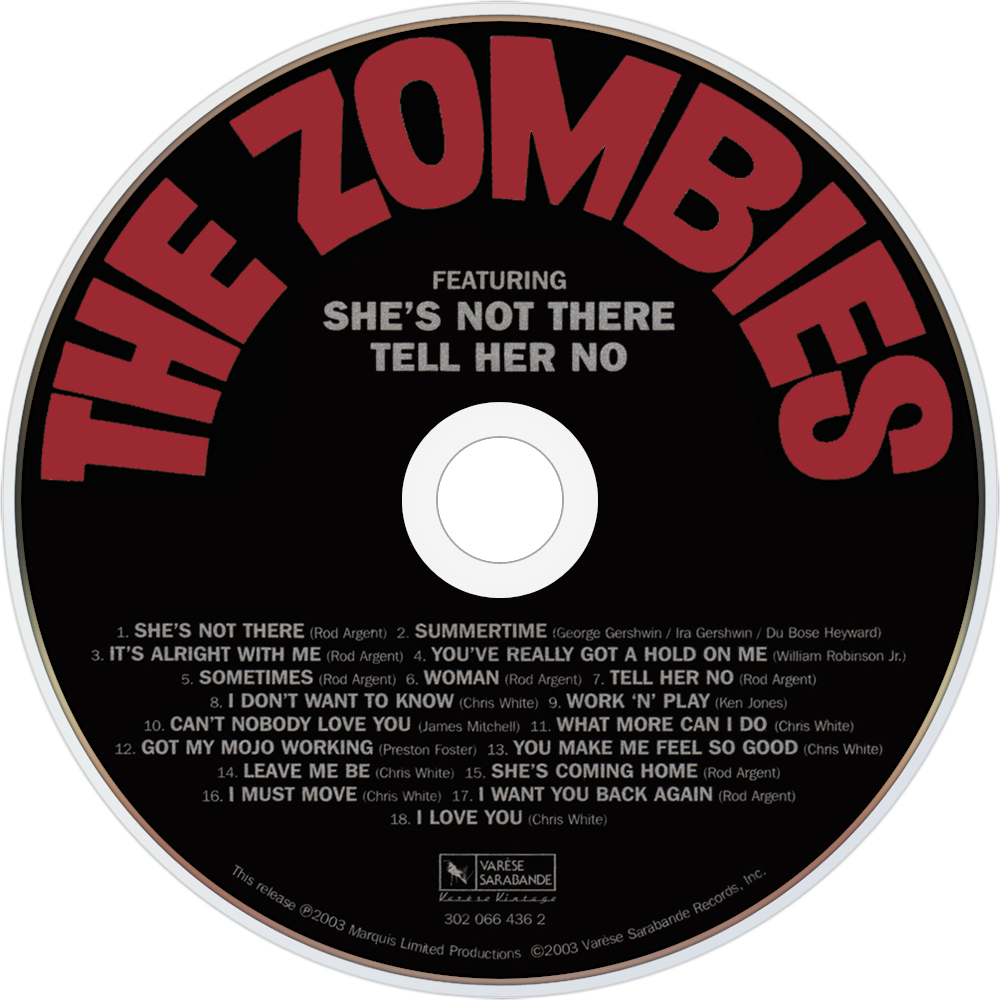 the zombies music fanart