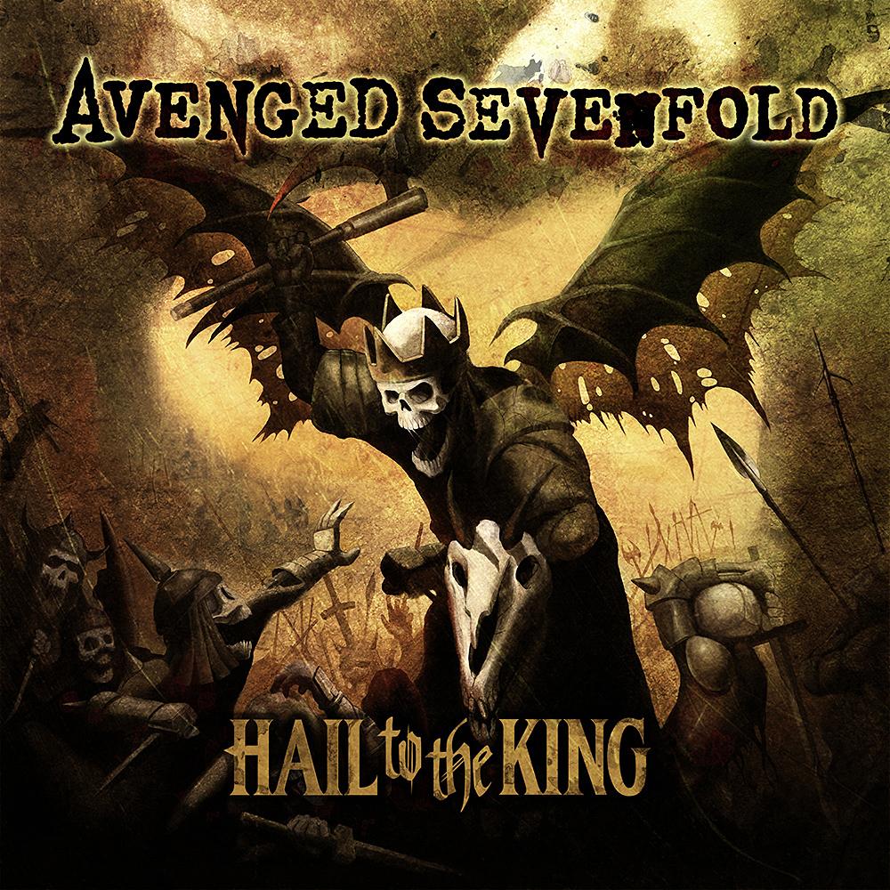 Avenged Sevenfold - Hail To The King [ ] Full Album ...