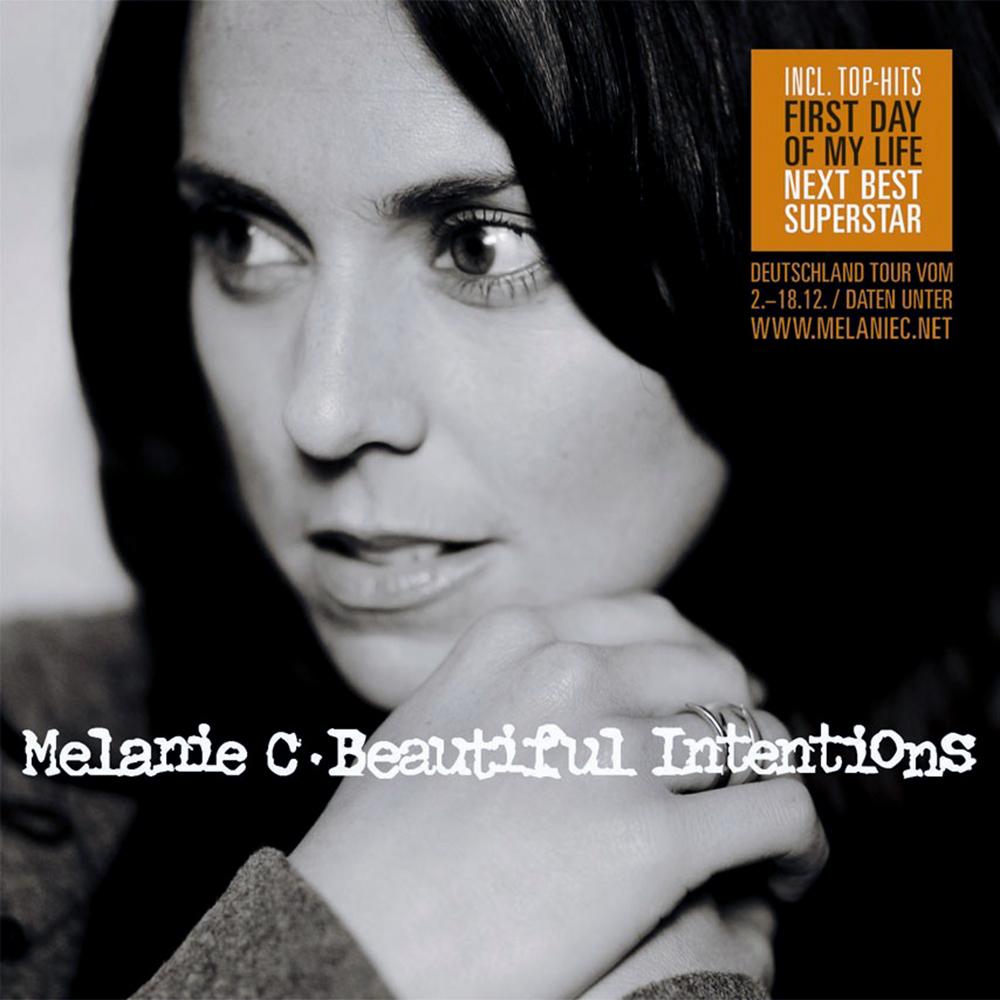 Melanie C Beautiful Intentions 72