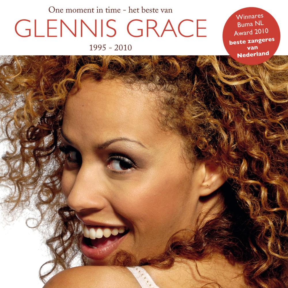 Glennis Grace One Moment in Time - Het beste van album cover