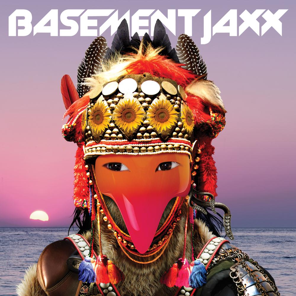 basement jaxx raindrops album cover