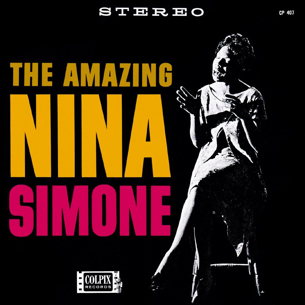 Nina Simone, The Amazing Nina Simone, Нина Симон, Fan Art Site