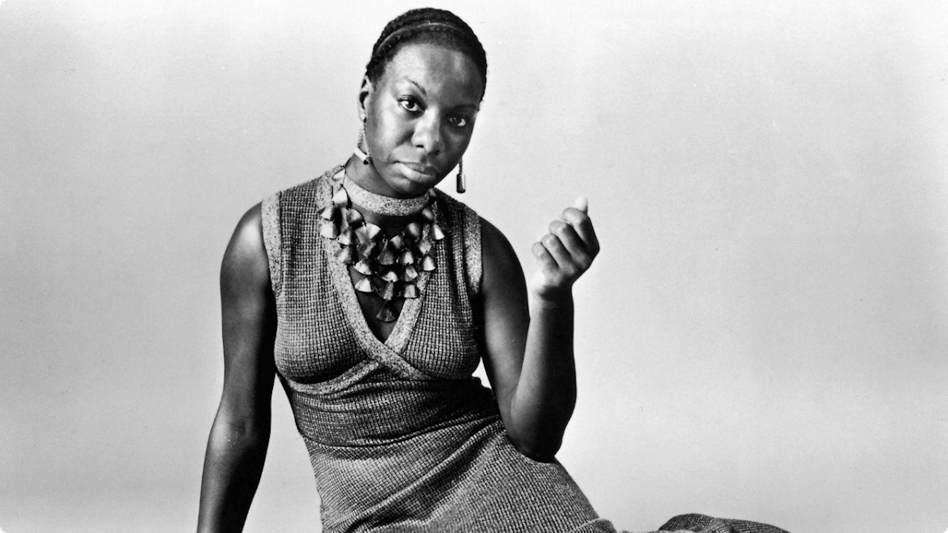 Nina Simone, Нина Симон, Fan Art Site