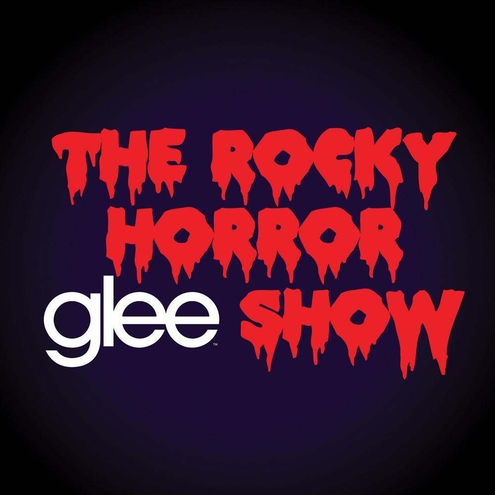 glee cast glee the music the rocky horror glee show album cover