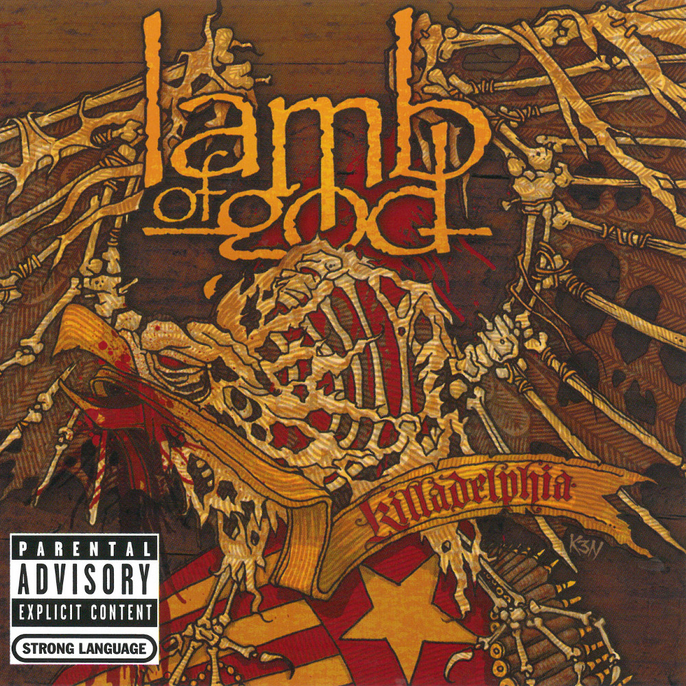 Lamb Of God Music Fanart Fanart