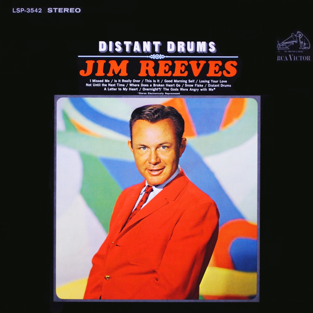Jim Reeves   Music fanart   fanart.tv