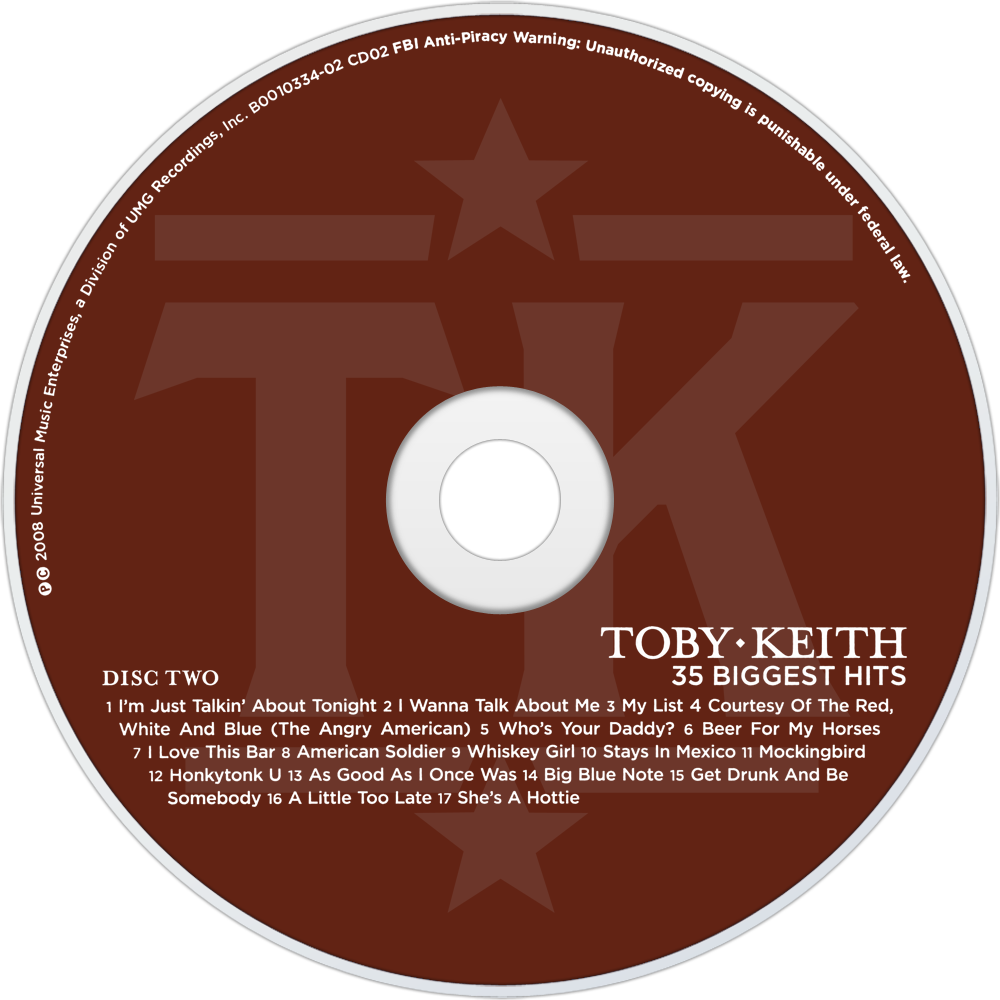 toby keith music fanart
