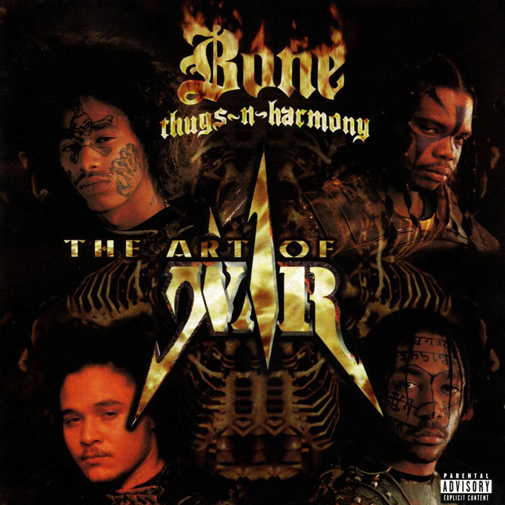 Bone Thugs N Harmony Music Fanart