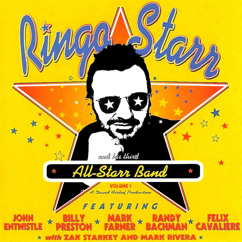 Ringo Starr - Sentimental Journey / Beaucoups Of Blues