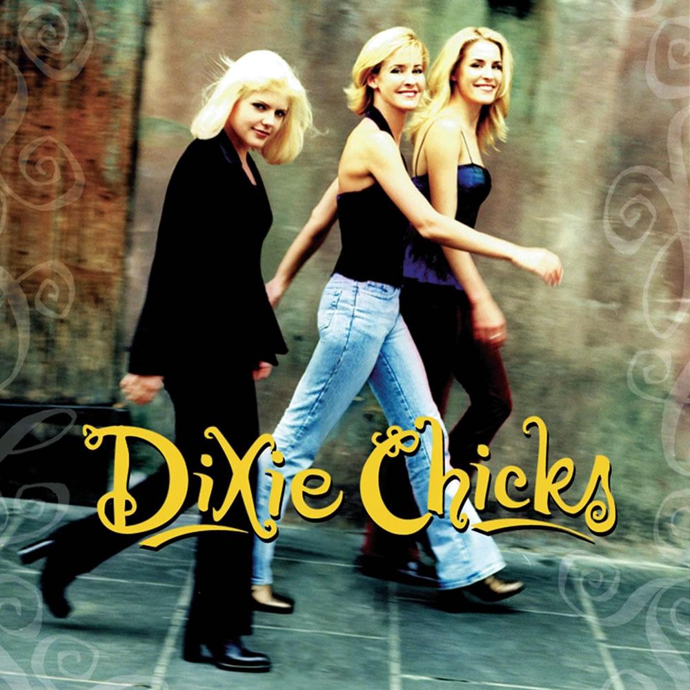 Dixie chicks home album cover
