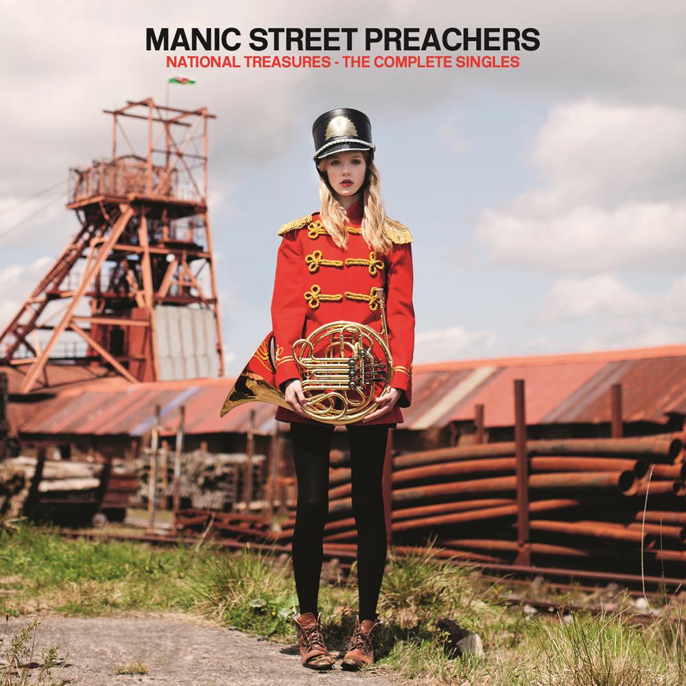 Manic Street Preachers Singles Collection : Selaverb
