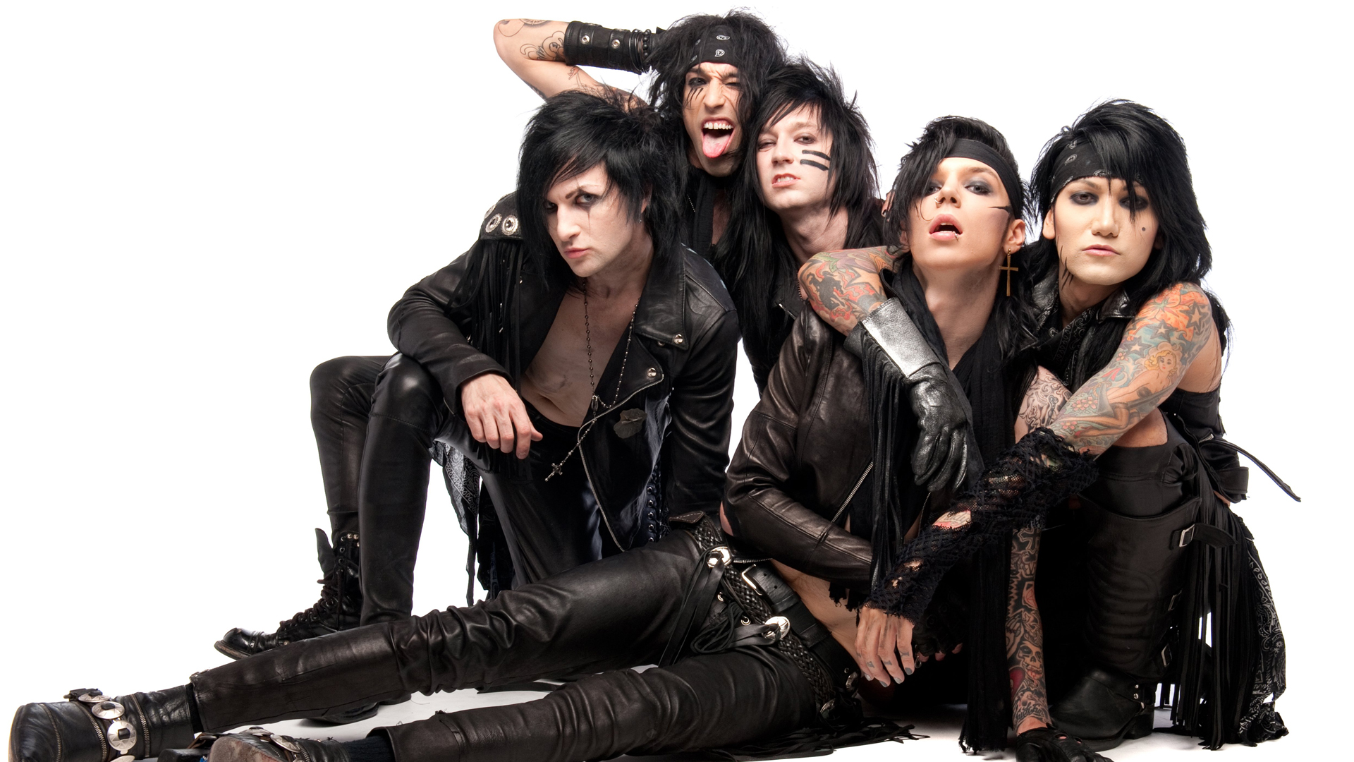Black Veil Brides Music Fanart Fanarttv