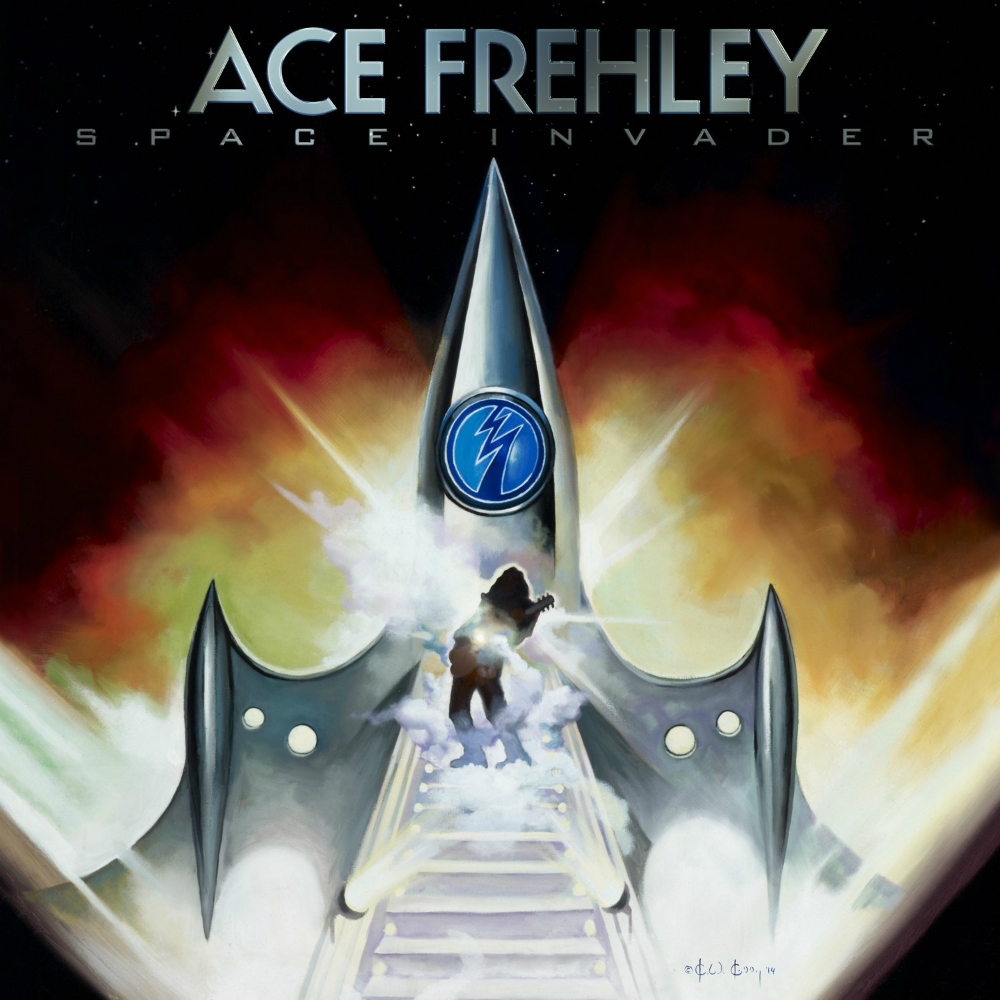 ace frehley music fanart. Black Bedroom Furniture Sets. Home Design Ideas