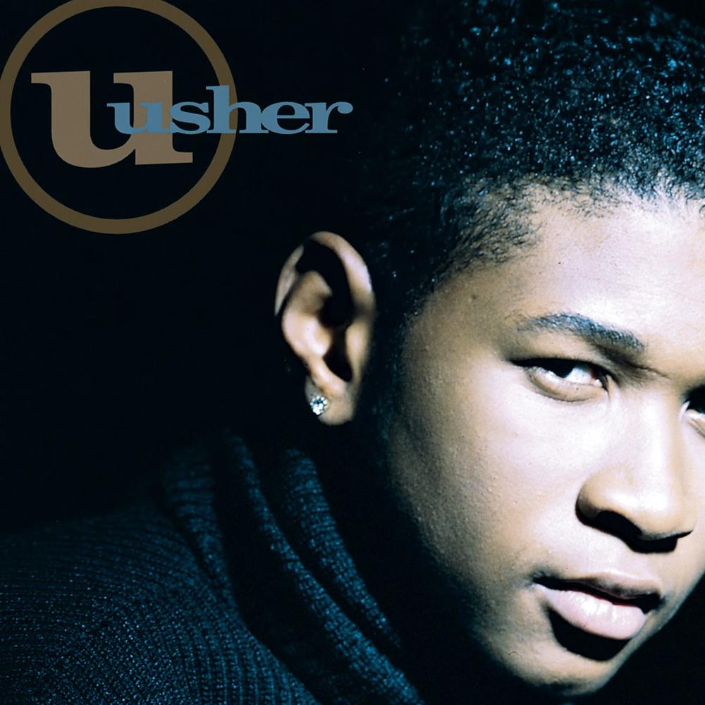Usher Album Cover Usher | Music fanart |...