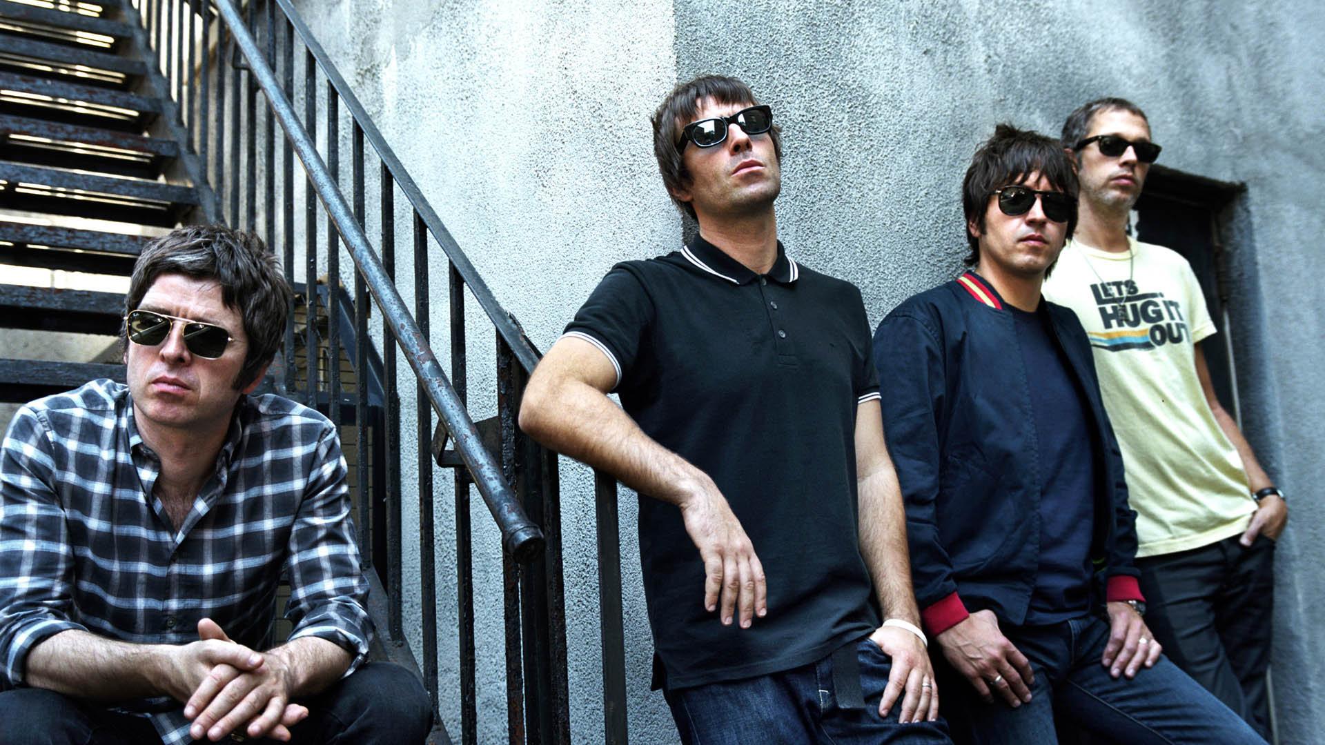 Oasis | Music fanart | fanart.tv Oasis Band Wallpaper