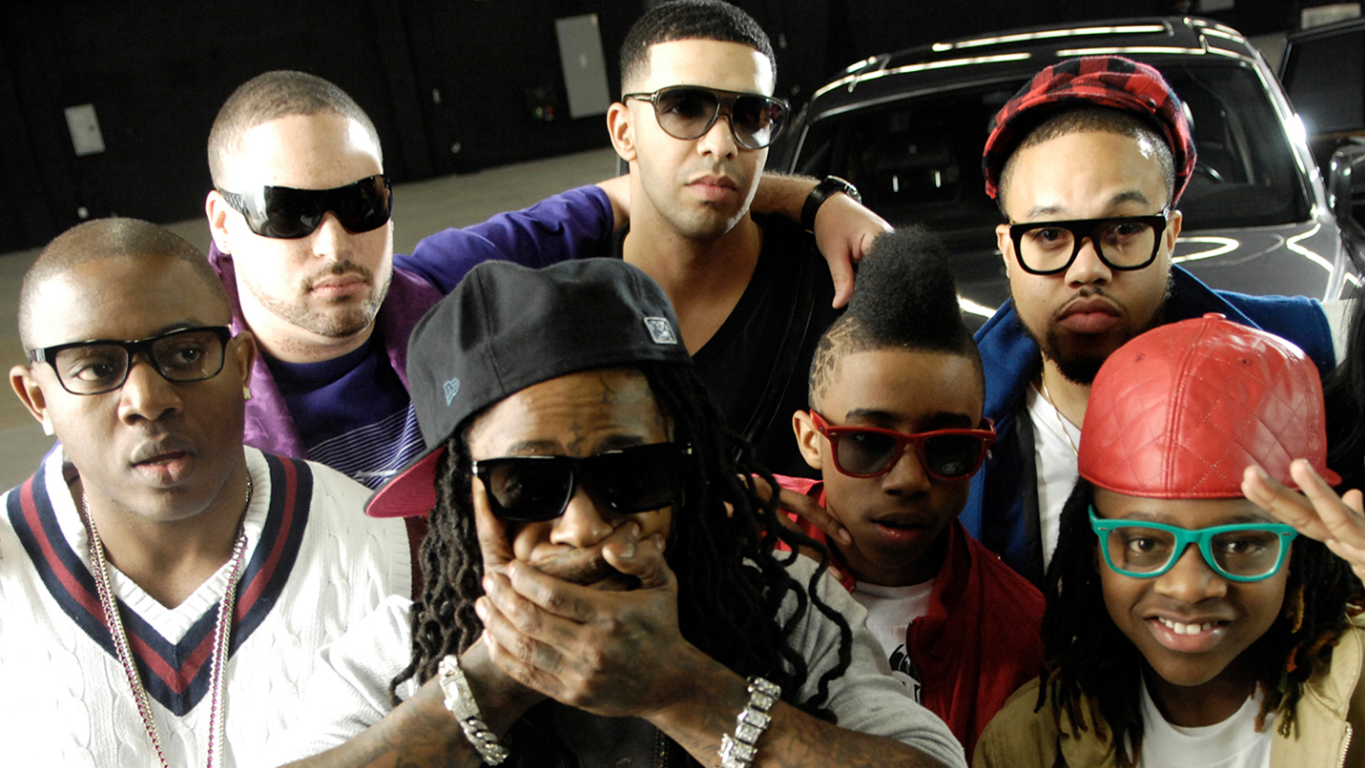 Young Money | Music fanart | fanart.tv