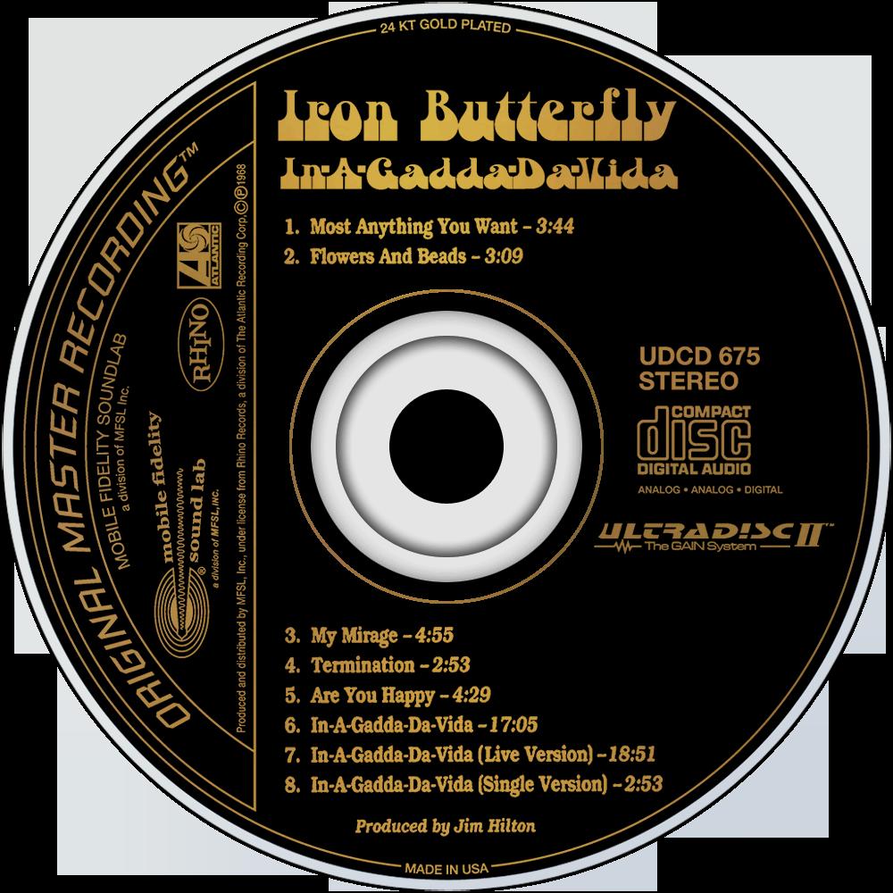 In-a-gadda-da-vida [deluxe rhino] iron butterfly   release info.