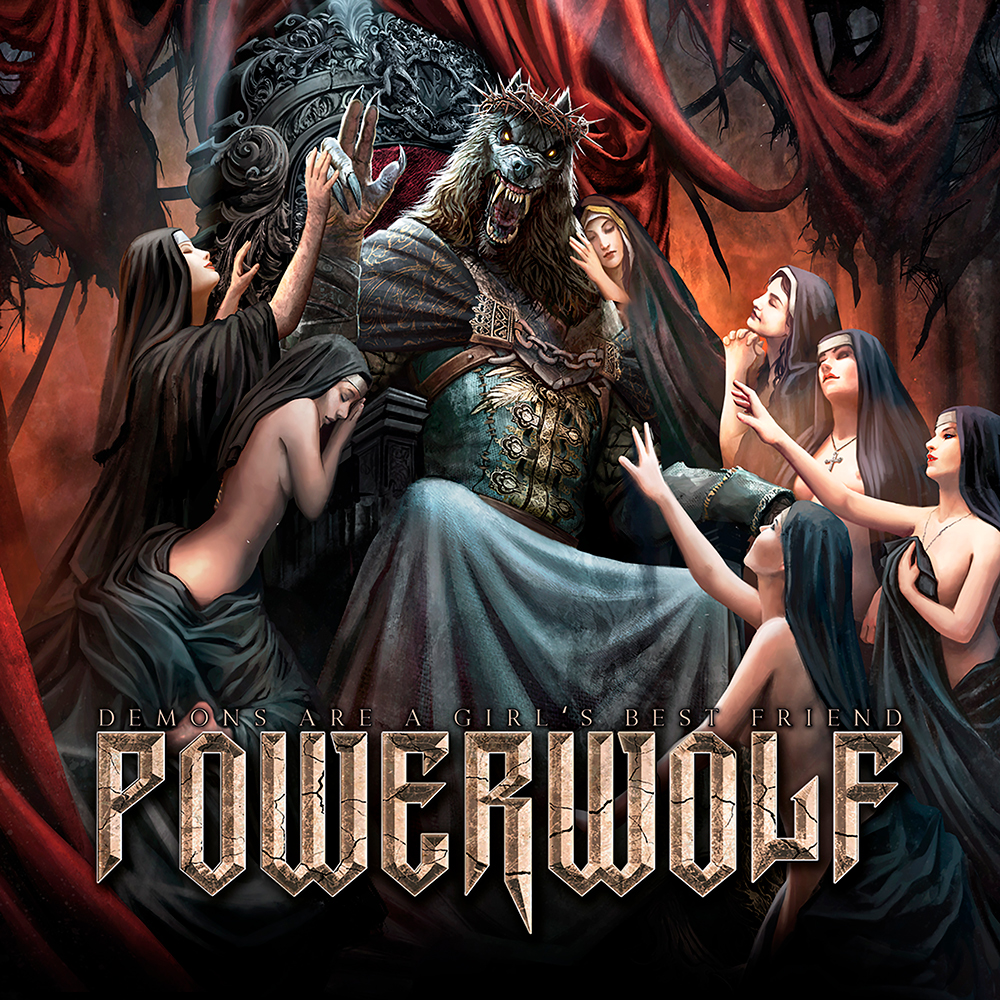 Powerwolf Music Fanart Fanarttv