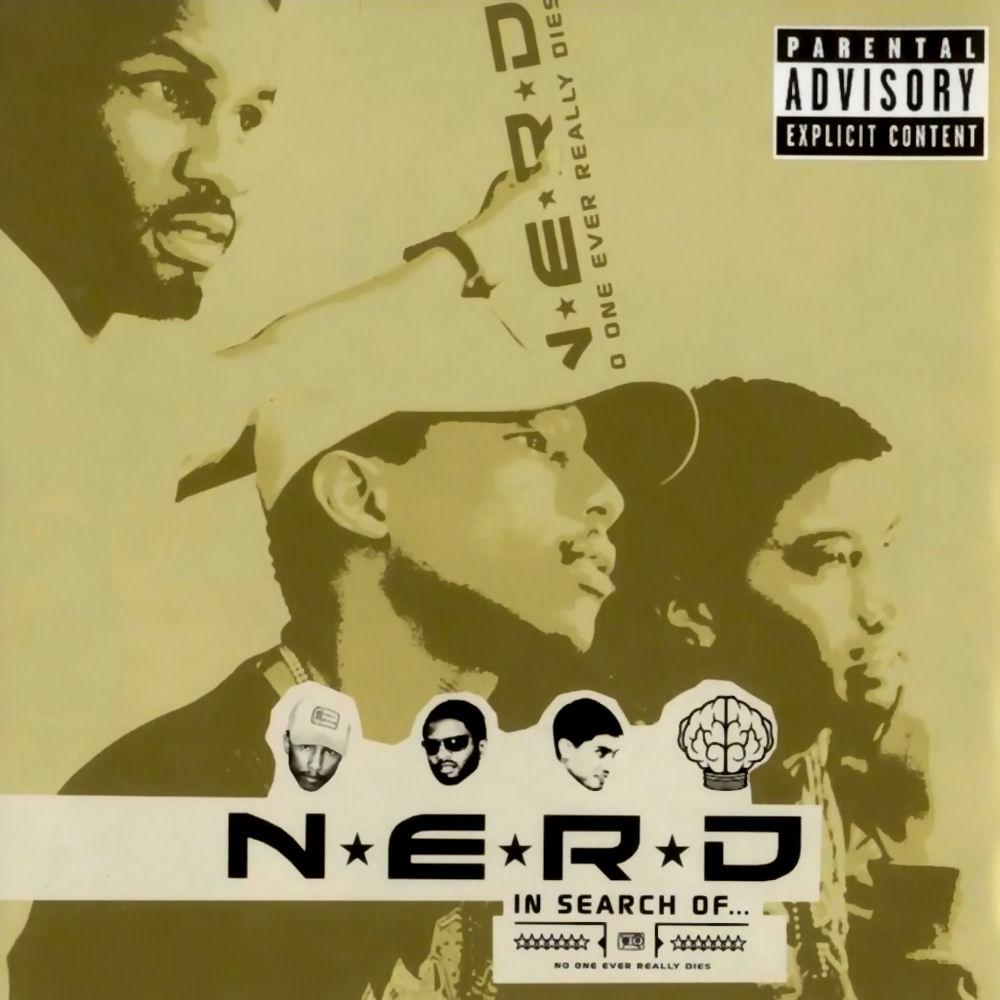 N*E*R*D In Search Of... album cover