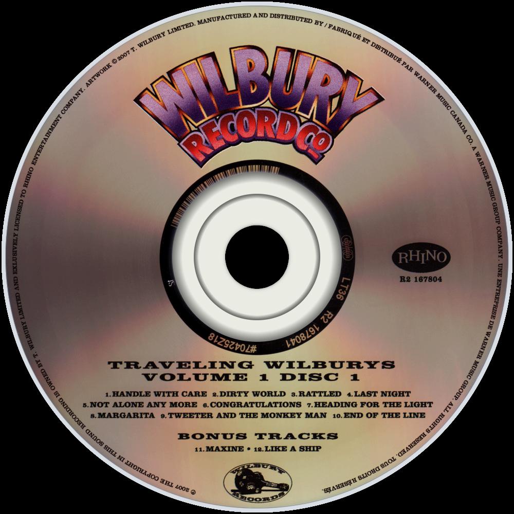 traveling wilburys volume download