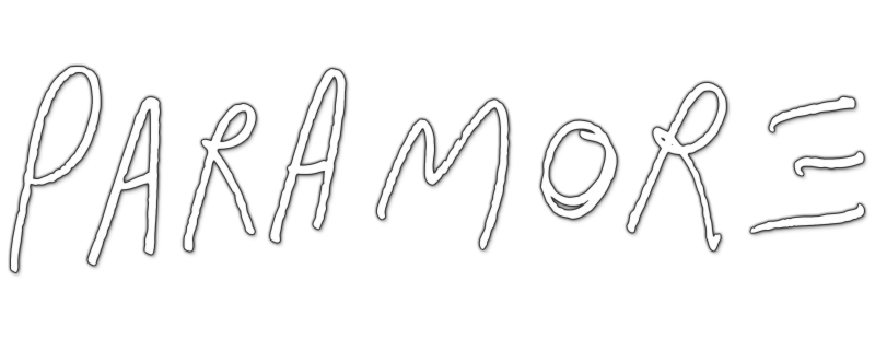 Paramore Logo Transparent | www.pixshark.com - Images ...