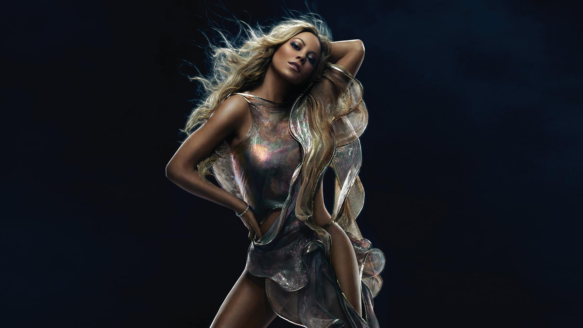 Mariah Carey Backdrop Wallpaper