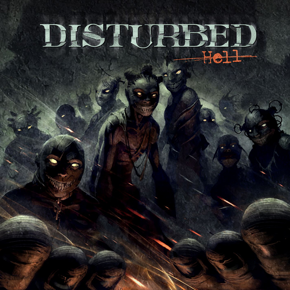 Disturbed: Music Fanart