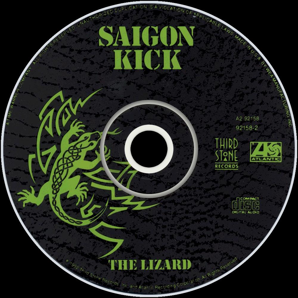 Saigon Kick The Lizard Rarbg